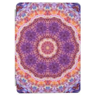 Cosmic Convergence Mandala iPad Air Cover