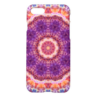 Cosmic Convergence Mandala iPhone 7 Case