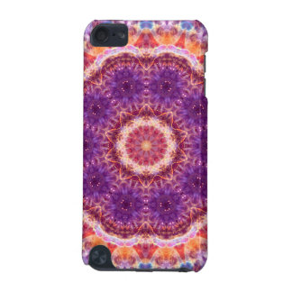 Cosmic Convergence Mandala iPod Touch (5th Generation) Cases