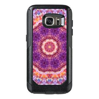 Cosmic Convergence Mandala OtterBox Samsung Galaxy S7 Case