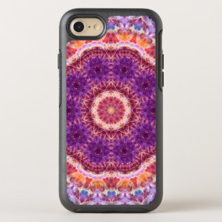 Cosmic Convergence Mandala OtterBox Symmetry iPhone 7 Case