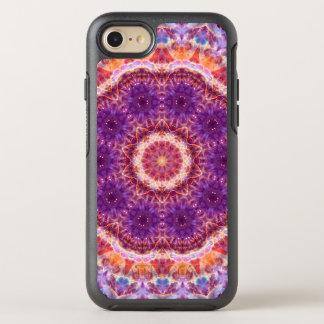 Cosmic Convergence Mandala OtterBox Symmetry iPhone 7 Case