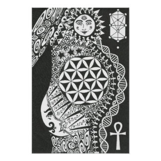 Cosmic Creatrix Print