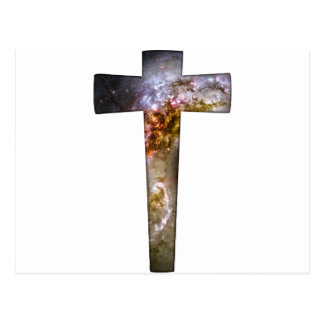 Cosmic Cross Post Card