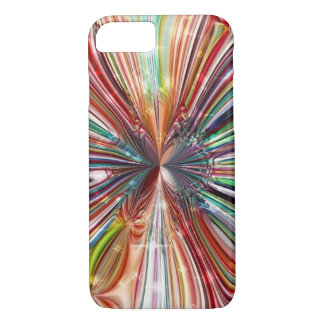 Cosmic Crystal Flower iPhone 8/7 Case