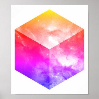 Cosmic Cube Poster