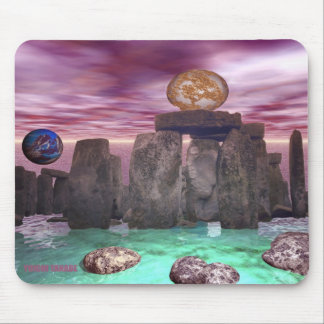 Cosmic-Dance-3 Mouse Pad