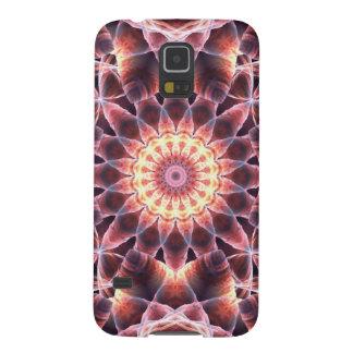 Cosmic Dance Mandala Galaxy S5 Case