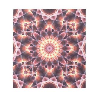 Cosmic Dance Mandala Notepads