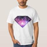 Cosmic diamond shirt
