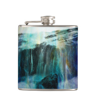 Cosmic Falls Flask