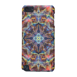 Cosmic Flower Mandala iPod Touch (5th Generation) Cases
