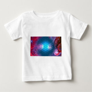 Cosmic Flower of Life Baby T-Shirt