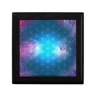 Cosmic Flower of Life Gift Box