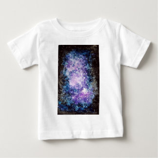 Cosmic galaxy baby T-Shirt