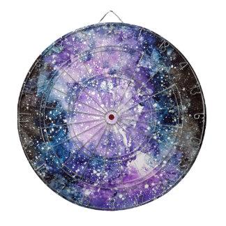 Cosmic galaxy dartboard