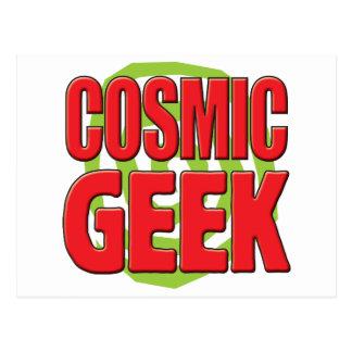 Cosmic Geek Post Cards