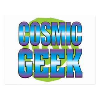 Cosmic Geek v3 Postcard