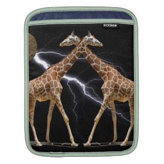 COSMIC GIRAFFES 2 SLEEVES FOR iPads