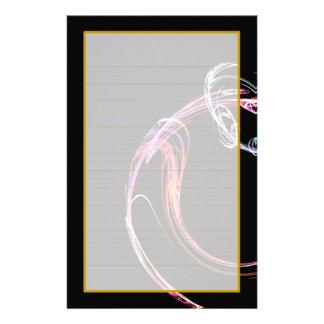 Cosmic Glass VI Fine Lined Stationery