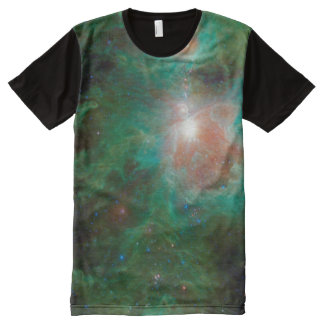 Cosmic Hearth All-Over Print T-Shirt