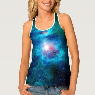 Cosmic Hearth Azure Singlet