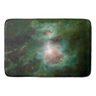 Cosmic Hearth Bath Mat