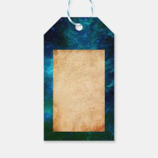 Cosmic Hearth Gift Tags