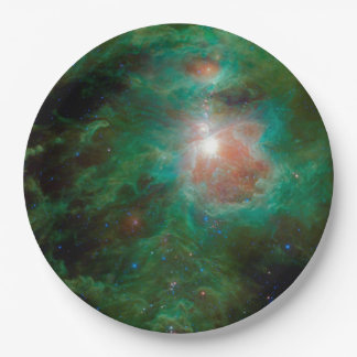Cosmic Hearth Paper Plate