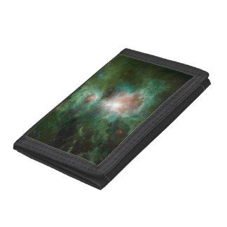 Cosmic Hearth Tri-fold Wallet