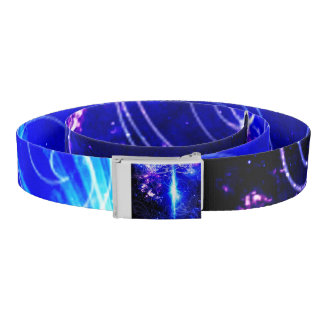 Cosmic Iridescent Koi Belt