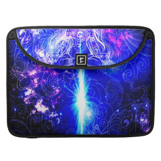 Cosmic Iridescent Koi Sleeve For MacBooks