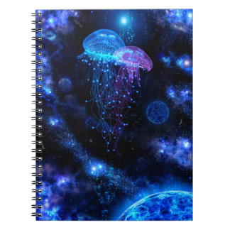 Cosmic Jellyfish notebook