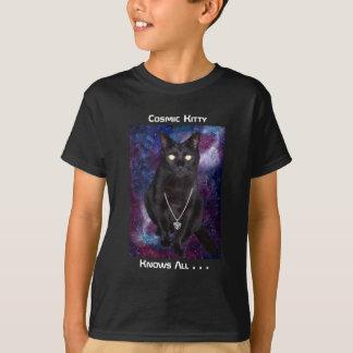 Cosmic Kitty T-Shirt - Kids