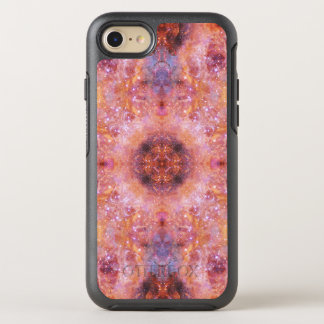 Cosmic Light Mandala OtterBox Symmetry iPhone 8/7 Case
