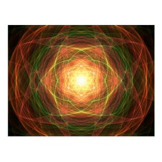 Cosmic Light Post Card