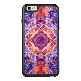 Cosmic Lightning Cross Mandala OtterBox iPhone 6/6s Plus Case