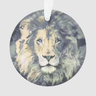 COSMIC LION KING | Custom Ornament