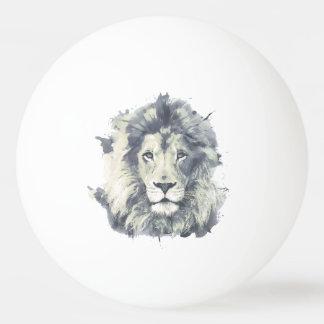 COSMIC LION KING | Custom Ping Pong Ball