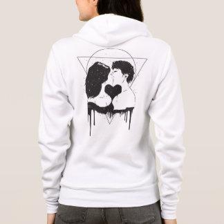 Cosmic love hoodie
