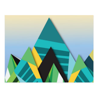 Cosmic Mountains No. 2.jpg Postcard