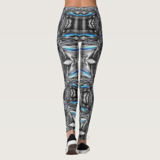 Cosmic North Star Leggings