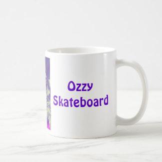 Cosmic Ozzy Skateboard mug