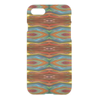 Cosmic Peacock Fantasia Abstract Art iPhone 7 Case