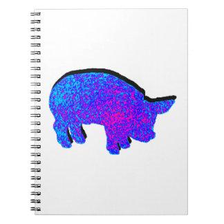 Cosmic Piglet Notebook