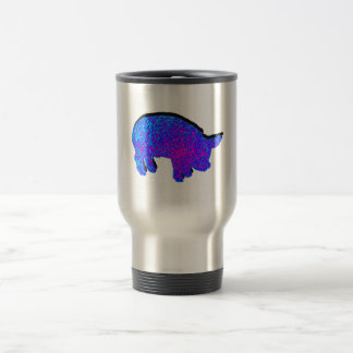 Cosmic Piglet Travel Mug