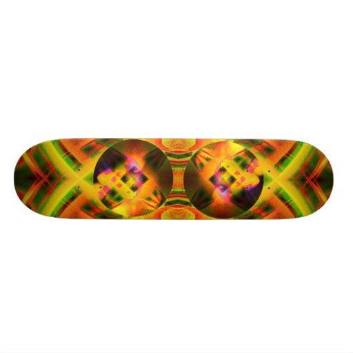 Cosmic pin ball skate boards