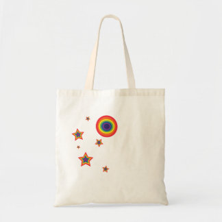 Cosmic Rainbow Bag