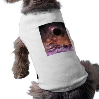 Cosmic Range Sleeveless Dog Shirt