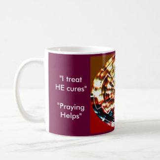 COSMIC REIKI HEALING COFFEE MUG